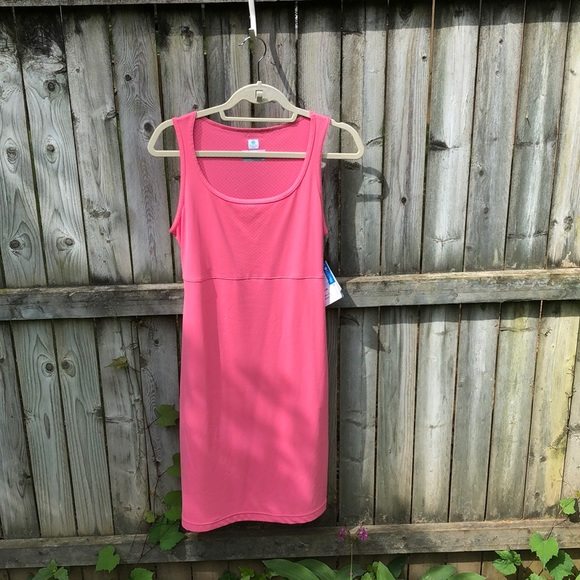 Columbia Other - Columbia NWT Mellow Valley pink cooling dress S